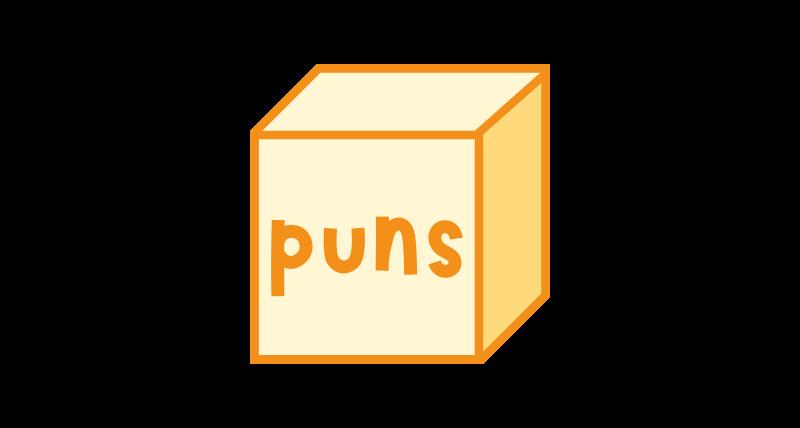 Box of Puns logo.