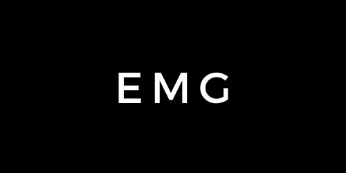 EMG logo.